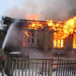 пожар Бобров
