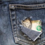 вор потерял деньги сразу после кражи
