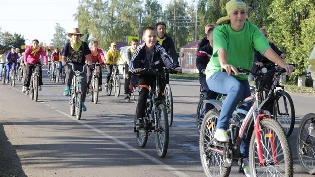 антинаркотический велопробег Бобров