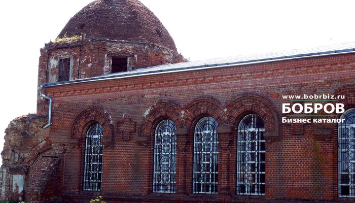 Храм Покрова Пресвятой Богородицы Бобров