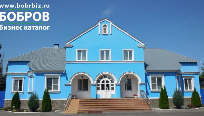 Храм Успения Пресвятой Богородицы города Боброва