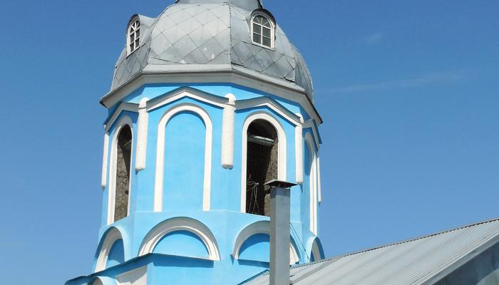 Церковь Успения Пресвятой Богородицы города Боброва