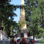 братская могила Бобров