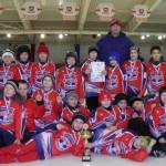 хоккеисты стали победителями Первенства России