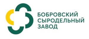 Бобровыский сыродельный завод логотип