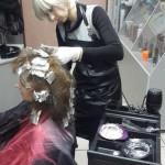 парикмахерская в Бобровеф