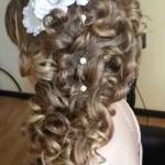 свадебные причёски в боброве