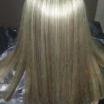 наращивание волос в боброве