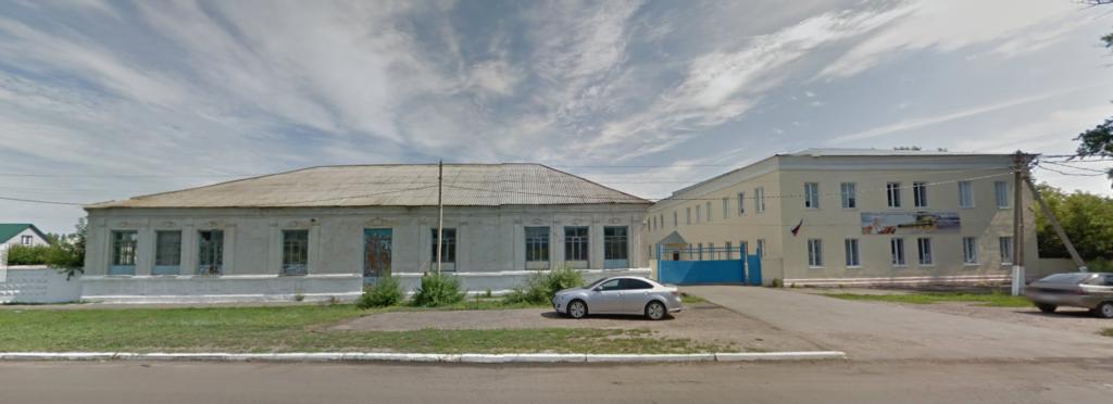 здания профессионального лицея в Боброве