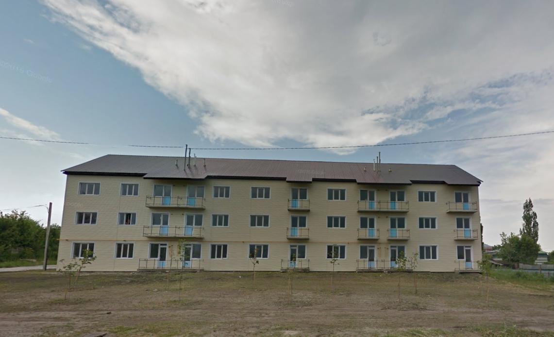 жилой дом в Боброве улица Авдеева 25 к1