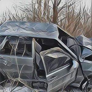 авария 29 апреля ваз перевернулся