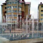 фонтан в боброве