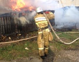 пожар в тройне 19 06 17