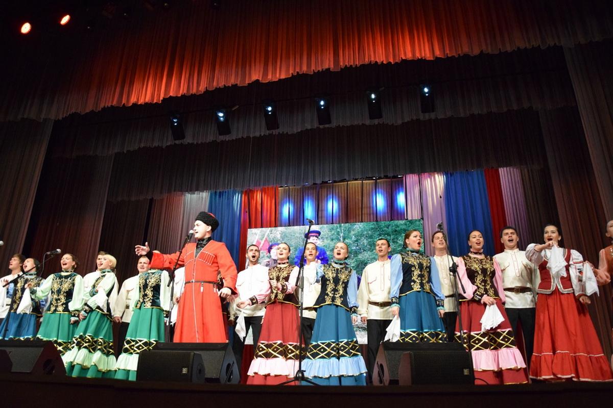 Фестиваль «Воронеж многонациональный»