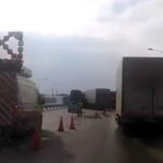 дтп грузовик автобус м4 март 2018