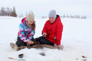 зимняя рыбалка советы начинающим