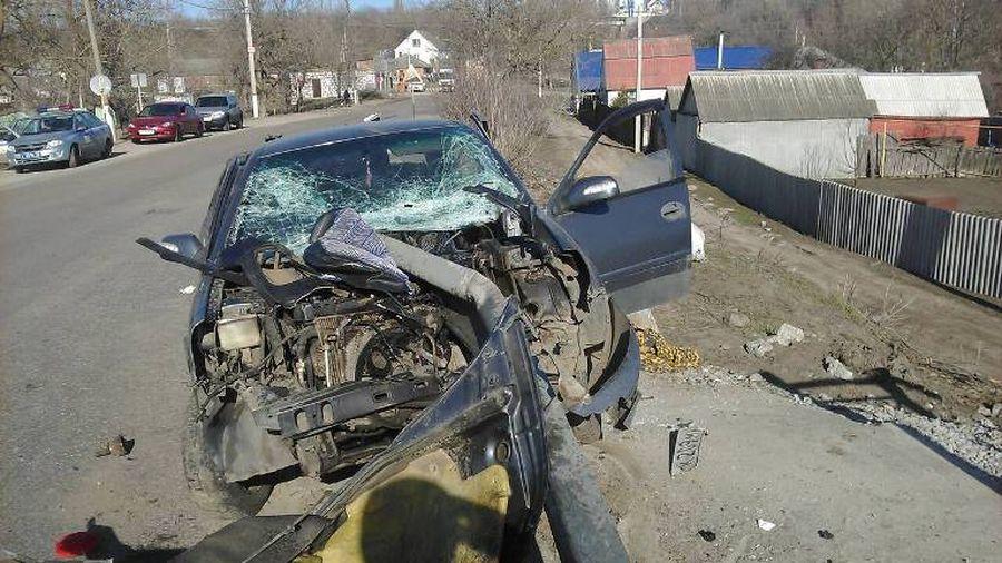 авария в боброве на мосту апрель 2018