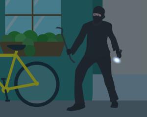 украл деньги и велосипед в боброве