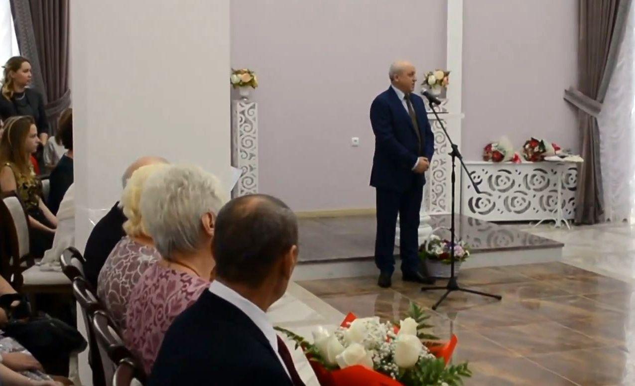 загс в боброве выступление а. балбекова