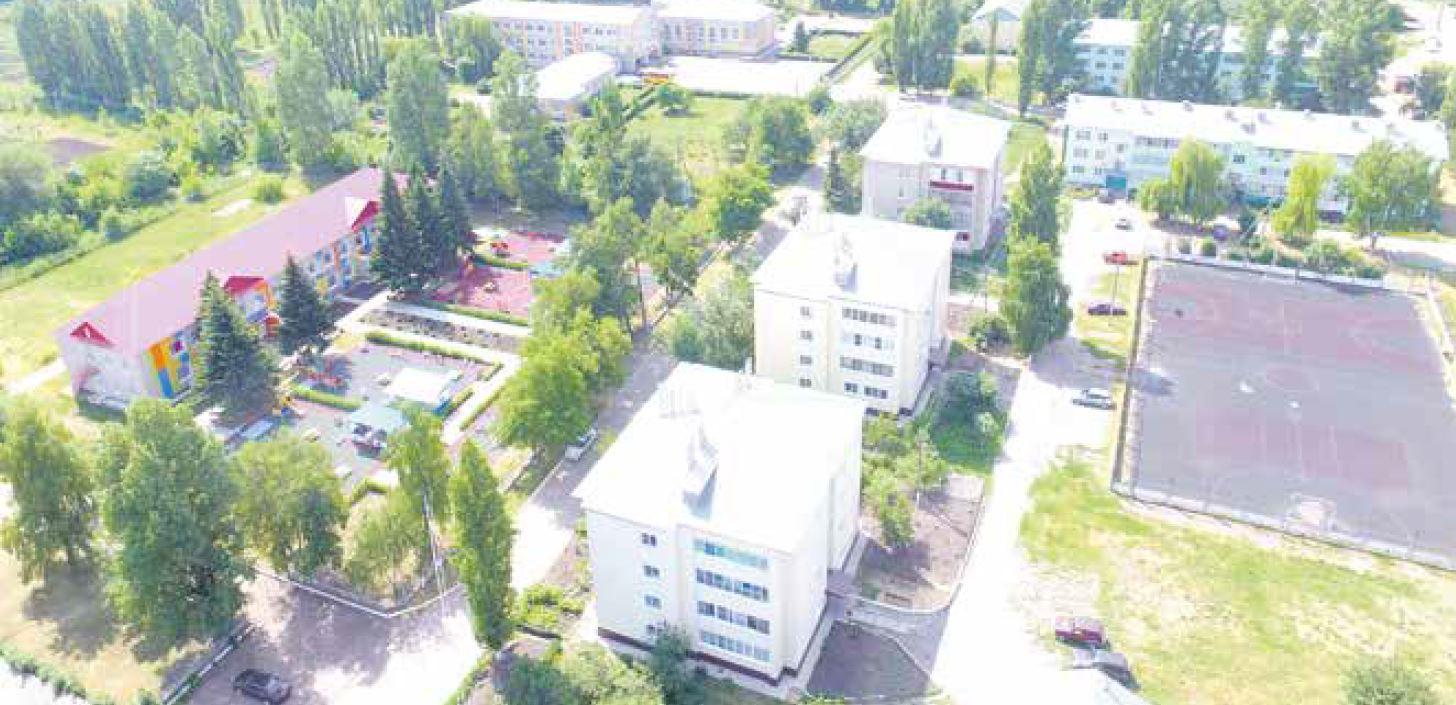 Ясенки Бобровский район