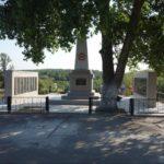 6 Брат. могила и Стены Памяти в Азовке1
