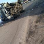 водитель уаза погиб в ДТП в селе Хреновое