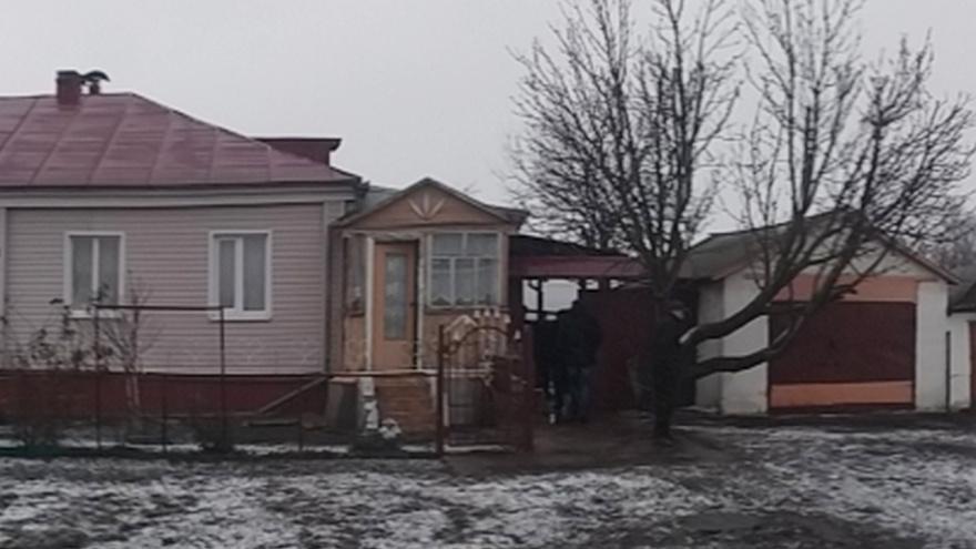 дом убитой 23 февраля пенсионерки в Бобровском районе