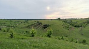 Долина Байбаков в Боброве