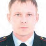 участковый полиции Жуков Александр Александрович