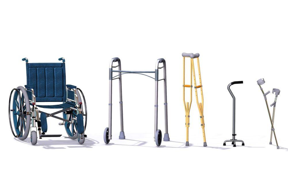 Пункт проката технических средств реабилитации