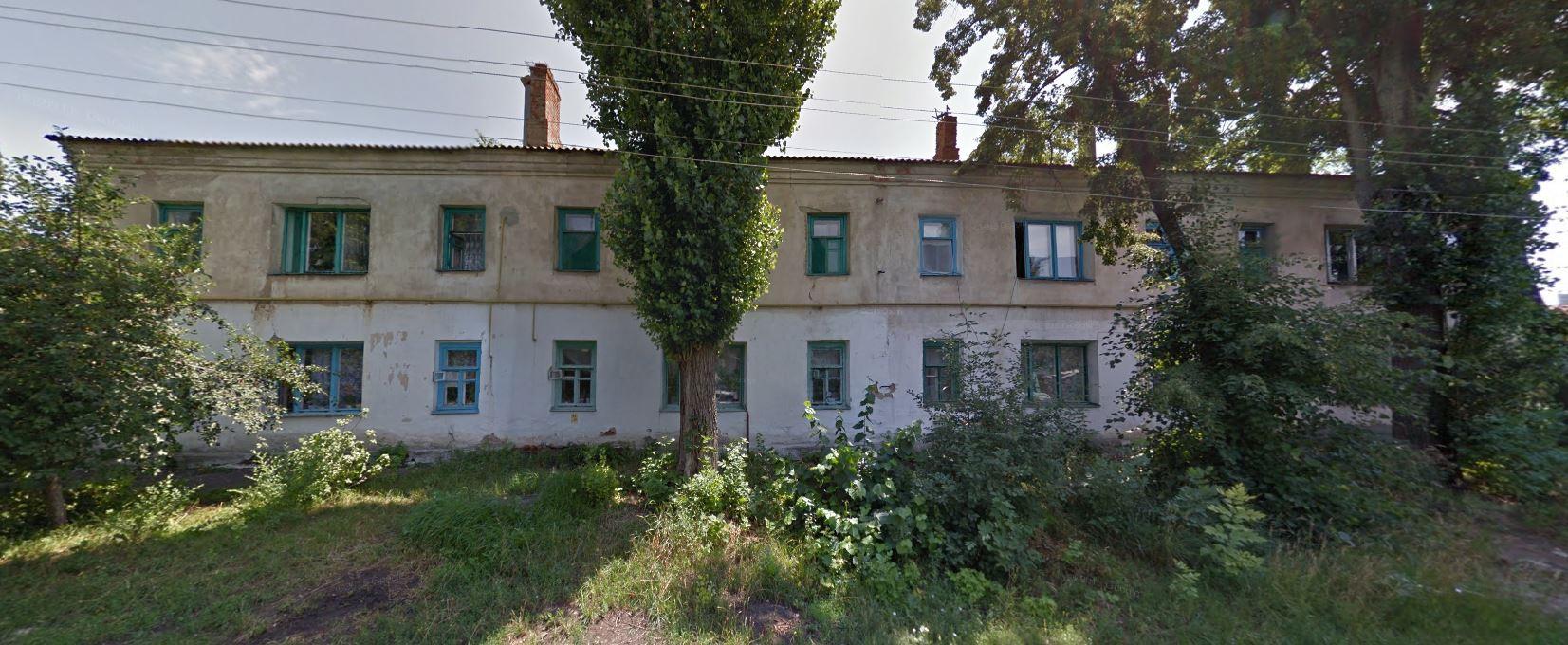 что было на месте дома по ул. Парижской Коммуны, 81