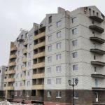 Новостройка жилой дом в ЖК Дом на Пролетарской