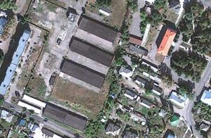 военные склады на Авдеева в Боброве до 2015 года