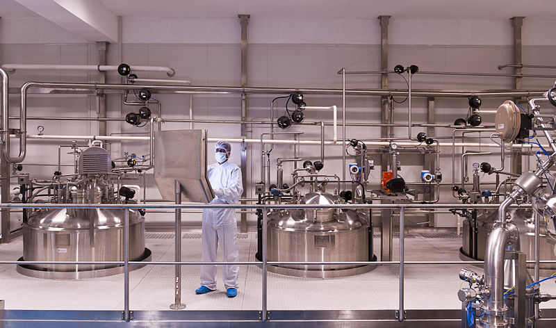 промышленное и фармацевтическое оборудование