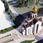 церковь святой живоначальной троицы в боброве рендер 1