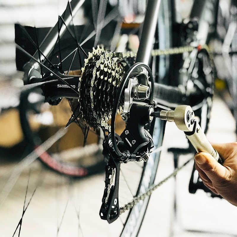 Велосипедная мастерская Сломанный шатун